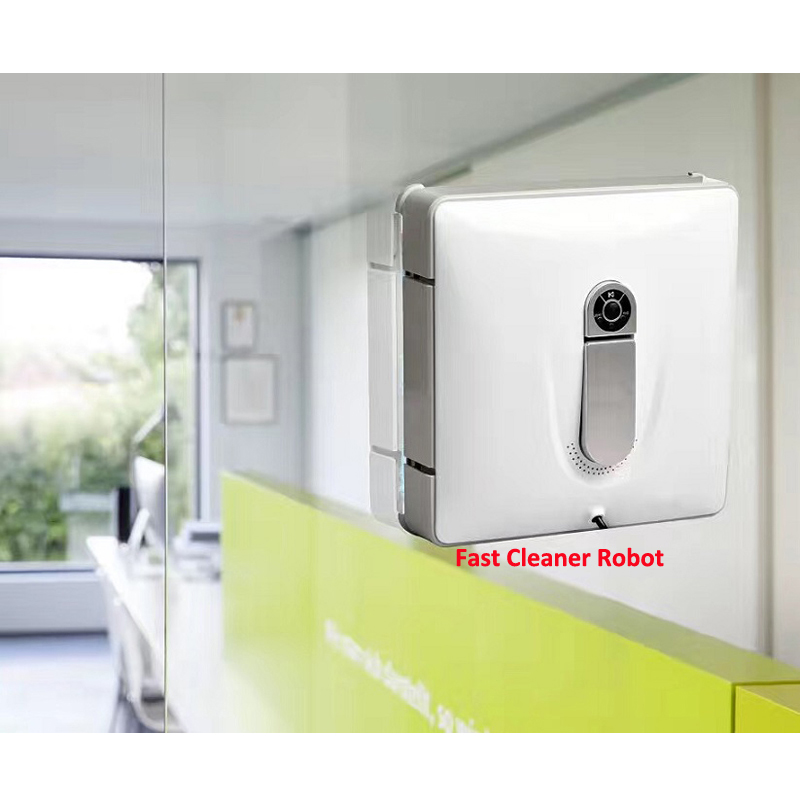 Remote Control Window Cleaner Robot Full Intelligent Automatic Window Cleaning Robot Framed and Frameless Surface Both Appliable window cleaner robot w830 full intelligent automatic window cleaning robot framed and frameless surface both appliable