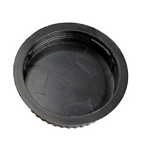 Image 3 - 5 Pcs Rear Lens Cap Dust Cover for EF ES S Series Camera Lens Holder Cap Cover Camera Len Cover Protector  Lens Accessories