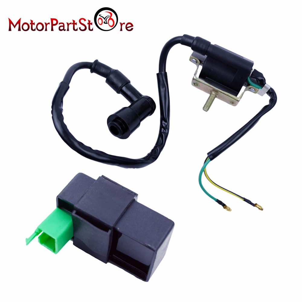 Ignition Coil & CDI ATV Box for Dirt Bike Gokart Moped 50 70 90 110 125cc  Chinese Scooter D10-in Motorbike Ingition from Automobiles & Motorcycles on  ...