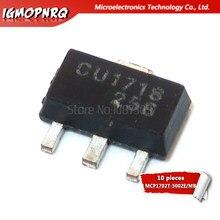 10pcs MCP1702T-5002E/MB MCP1702T-5002E MCP1702T-5002 MCP1702T MCP1702 SOT-89 new original