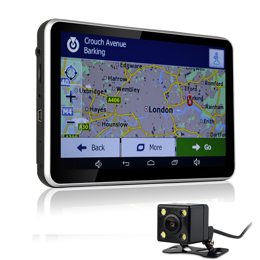 Otstrive 7 inch Android GPS Navigation Ws