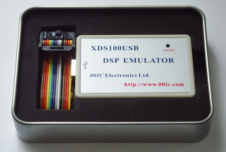 00IC XDS100-USB2.0TI DSP Simulateur V1 XP/WIN7/8/10 CCS3.3/CCS400IC XDS100-USB2.0TI DSP Simulateur V1 XP/WIN7/8/10 CCS3.3/CCS4