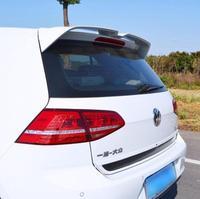 JIOYNG ABS PRIMER CAR REAR WING TRUNK LIP SPOILER FOR Volkswagen VW Golf 7 MK7 Golf