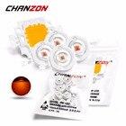 Chanzon High Power LED Chip Orange Amber 1W 3W 10W COB LED Bulb Light Lamp 595nm - 600nm / 600nm - 605nm Integrated for DIY
