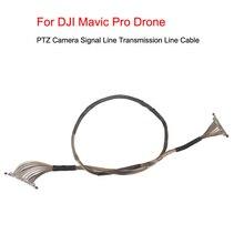 PTZ Camera Signal Line Transmission Line Cable For DJI Mavic Pro Drone Futural Digital Drop Shipping JULL14