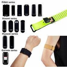 Correa de lona de nailon con banda inteligente para Xiaomi mi Band 4 3 2 1 para Fitbit Charge 2 3 Inspire alta para Gar mi n Vivofit jr 2 3