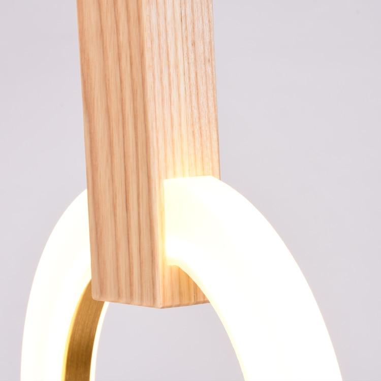 estar suspenso lampada quarto luminarias iluminacao escada anel luzes penduradas 03