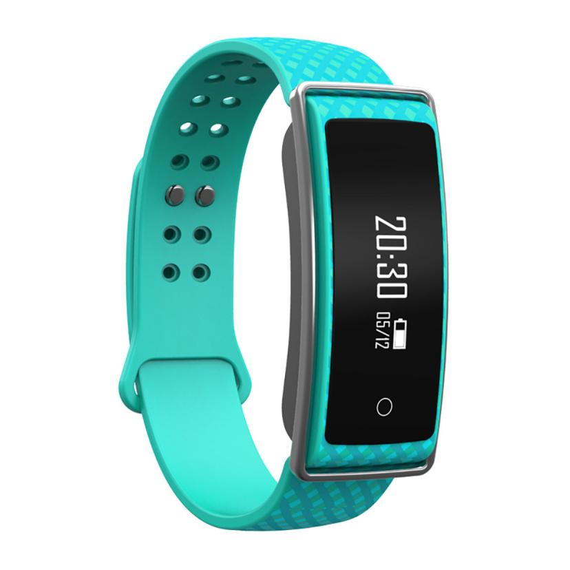 2017 H30 Plus Smart Bracelet Bluetooth 4 0 Touch Screen Fitness Tracker Health Sport Wristband ju06