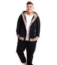 Large size Hoodies male coat fashion new leisure loose sweatershirts cardigan jacket man plus size 2XL-5XL sweatshirts H2498