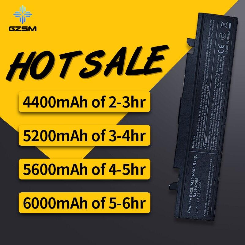 Hsw 6 pilhas AA-PB9NC6B oem bateria do portátil para samsung r540 r530 rv520 r528 rv511 np300 r525 r425 rc530 r580 AA-PB9NC6W AA-PB9NS6B