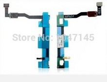 Whole Sale 10PCS/LOT Original New Replacement Home Button Key Flex Cable For Samsung Galaxy S2 i9100 New Free Shipping