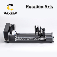 Machineme Chanical Parts Axis Of Revolution For Laser Engraving Cutting Machine