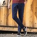 Pioneer Лагерь новая мода мужские брюки высокое качество повседневная мода брюки темно-синие тренировочные брюки бренд одежды 522176