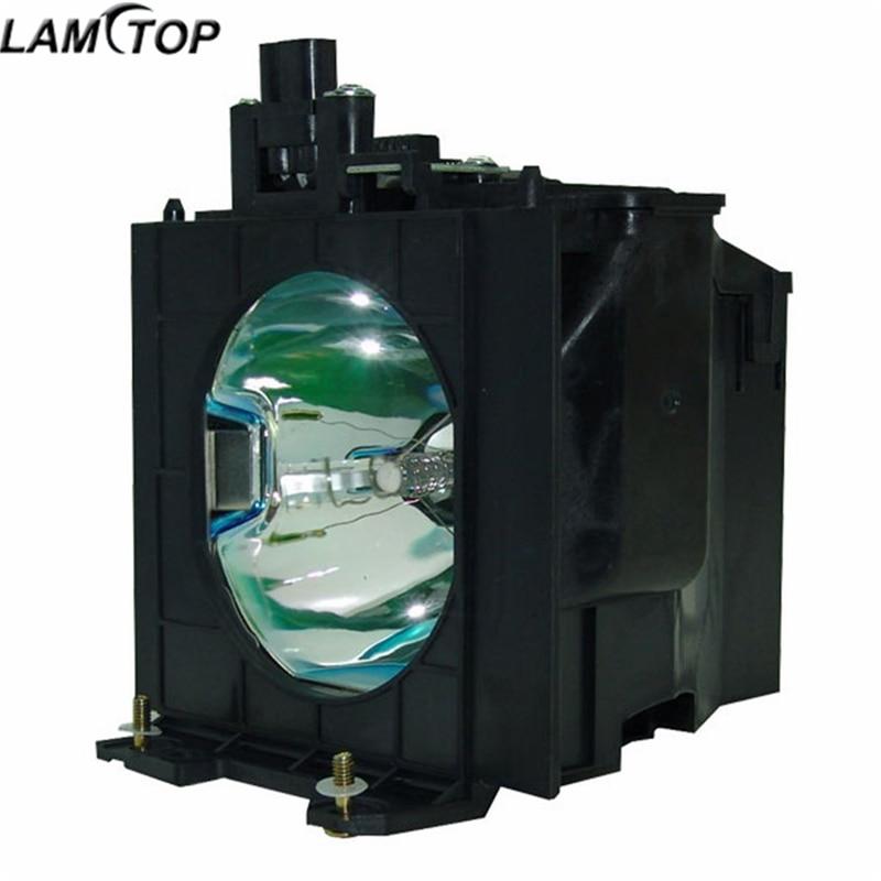 LAMTOP ET-LAD57 Projector Lamp bulb with housing PT-D5100/D5700L/DW5100/FD510 replacement projector lamp et lad57 for panasonic pt dw5100 pt d5700l pt d5700 pt d5700e pt d5700el pt d5700u pt d5700ul