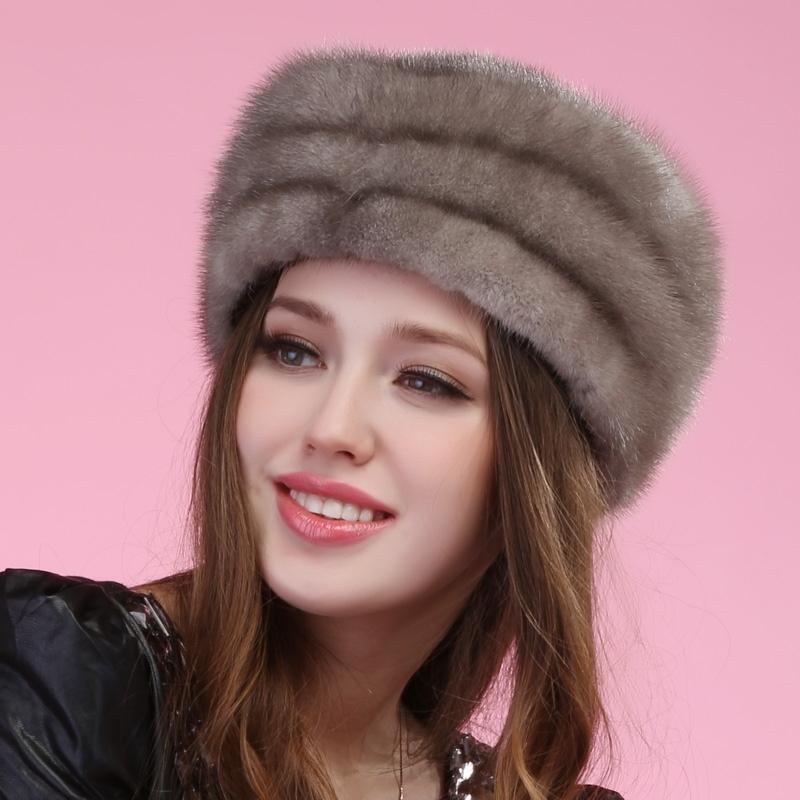 6c33847a8dd 2015 autumn winter Super warm fashion vogue fad mode show women mink ...