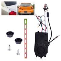 Beler Uniwersalny 12 V Samochodów Antena Automatyczna Moc Zestawu Części Zamiennych FM Radio Maszt Anteny Wzmacniacz Sygnału dla Volkswagen Toyota Mazda