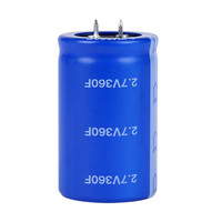360F 2 7V Super Capacitor Fala Capacitor New Automotive Rectifier Super Capacitor New Original Size 35
