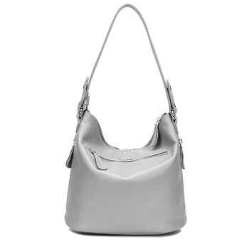 13 Colors Soft 100% Genuine Cow Leather Handbags Small Girl Women Shoulder Designer Messenger Crossbody Ladies Bag Satchel Bolso