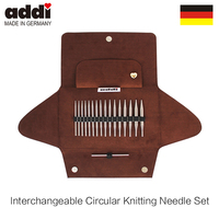 AddiClick Lace Short Tips interchangeable circular knitting needle set 750 7