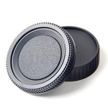 10 paires dobjectif de caméra couvercle du corps + capuchon dobjectif arrière protecteur de capot pour Minolta MD MC SLR appareil photo et objectif avec numéro de suivi