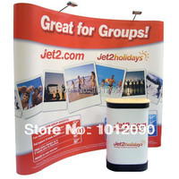 Magnetic POP up stand banner wall / Backdrop stand