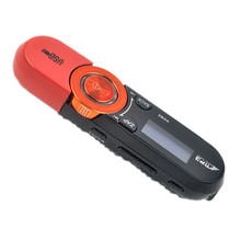 Mini Recargable Reproductor de MP3 Pantalla LCD de la Ayuda 32 GB Micro SD tarjeta de Reproductor de MP3 Portátil de Radio FM con auriculares 5 colores disponible