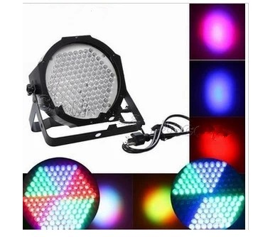 127 Lamp Beads Pago Mini Strobe Light Rain Background Staining Effect Stage Lights