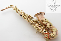 2018 Japan Yanagisawa A 902 New E Flat High Saxophones Quality Alto Sax Phosphor Bronze Copper