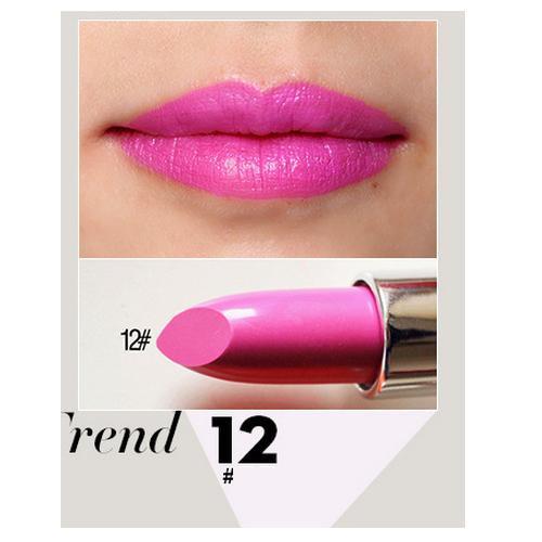 New Long-lasting Waterproof Women Girls Beauty Makeup Sexy Lipstick Moisture Protection Lip Balm Birthday Gift For Friend 18