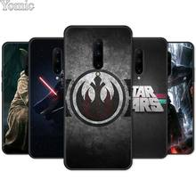 Star Wars Silicone Phone Case for Oneplus 7 7 Pro 6 6T 5T Black Case for Oneplus 7 7Pro Soft TPU Cover Shell
