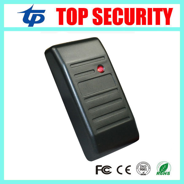 RFID card reader for access control system with weigand26 optional RS232/485 ip65 waterproof smart card reader waterproof hot selling for rfid card reader access control system identification card reader with wg26 34 f1683