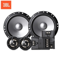 JBL CS760C 2PCS 6.5 inch Car Coaxial Speaker HiFi Sound 50 150W Two way Car Tweeter Subwoofer Vehicle Woofer for BMW VW Ford
