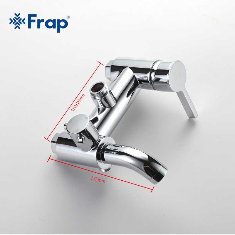 FRAP อ่างอาบน้ำก๊อกน้ำห้องน้ำน้ำตกชุดฝักบัวอาบน้ำ mixer ก๊อกน้ำห้องอาบน้ำฝักบัว rain แผงฝักบัวอาบน้ำก๊อกน้ำ tap