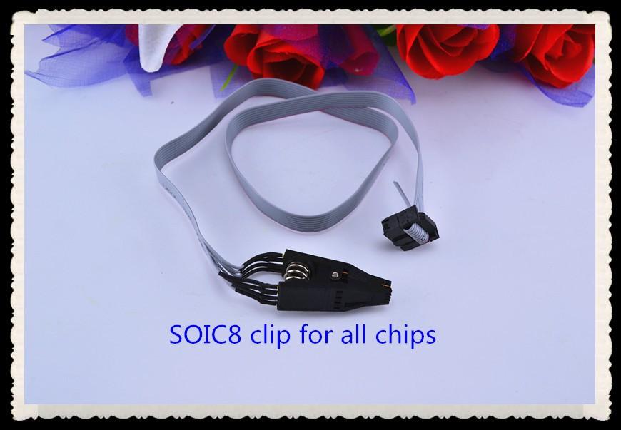 SOIC8 clip