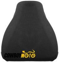 Black Front Leather Cushion Rider Driver Seat For Honda CBR 600RR CBR600RR 2013 2015 2014