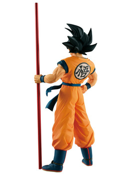 """100% Original Banpresto Collection Figure – Son Gokou THE 20TH FILM LIMITED from """"Dragon Ball SUPER: Broly"""""""