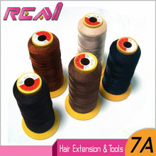 1 Pc Polyester Nylon Hair Thread Sewing Thread Hair Weave Thread And 24 Pieces C Type Hair Weave Needle