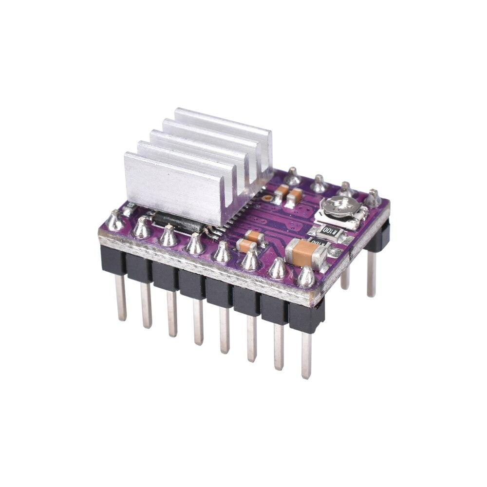 Reprap rampes 1.4 kit + Mega 2560 + Heatbed mk2b + 12864 contrôleur LCD + DRV8825 + butée finale mécanique + câbles pour imprimante 3D - 6