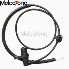 buy abs wheel speed sensor front right for toyota vios and get free  front right abs wheel speed sensor 89542 52010 8954252010 for toyota vios echo 2002