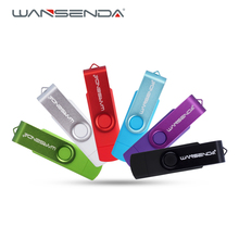 Wansenda USB flash drive 4GB 8GB 16GB 32GB for Android /Tablet /PC Pendrives