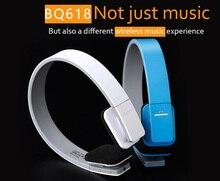 2016 New Cool BQ 618 Bluetooth Headset Wireless Headset Sports 4 1 Universal Stereo Headset PC