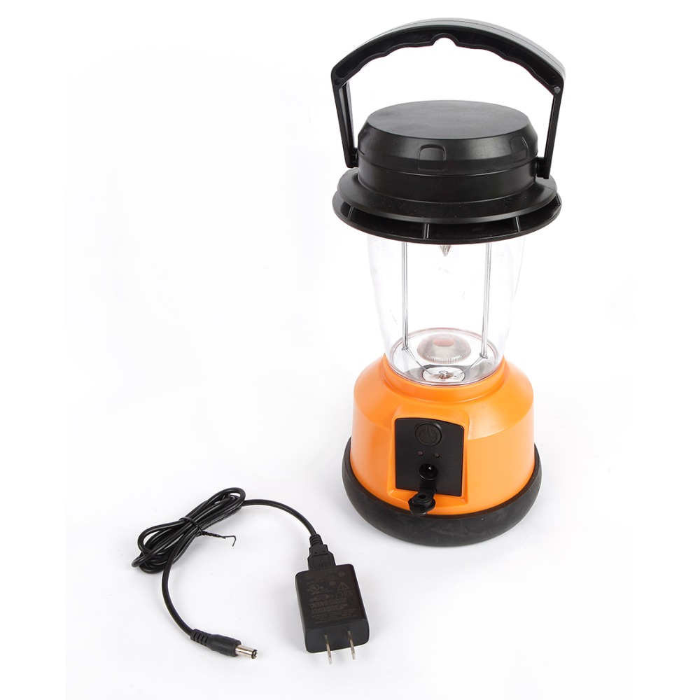 Everbrite 3W LED Rechargeable Camping Light Portable Lamp Outdoor Emergency Lantern
