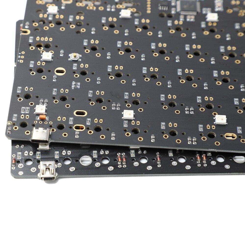 YMDK 96 PCB Melody 96 PCB Support ANSI ISO For YMD96 Interchange RS96 AMJ96 b96 Рыбная ловля