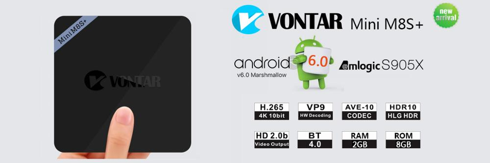 VONTAR MINI M8S+-1200x400