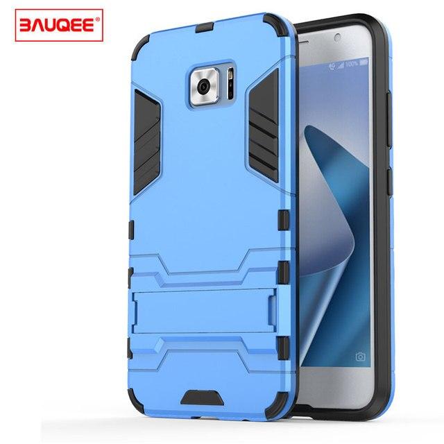 huge discount 25779 9785b US $9.99 |BAUQEE Case for ASUS Zenfone V V520KL V520 520 KL 520KL Fitted  Case Phone TPU+PCCover for ASUS A006 ASUS_A006 Cases-in Fitted Cases from  ...