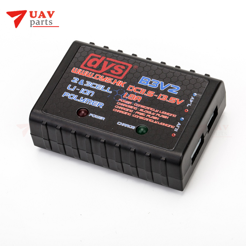 DYS ELF spare part balance charger ELF-024 2S-3S 13.5V for 83mm micro brushless fpv racer drone