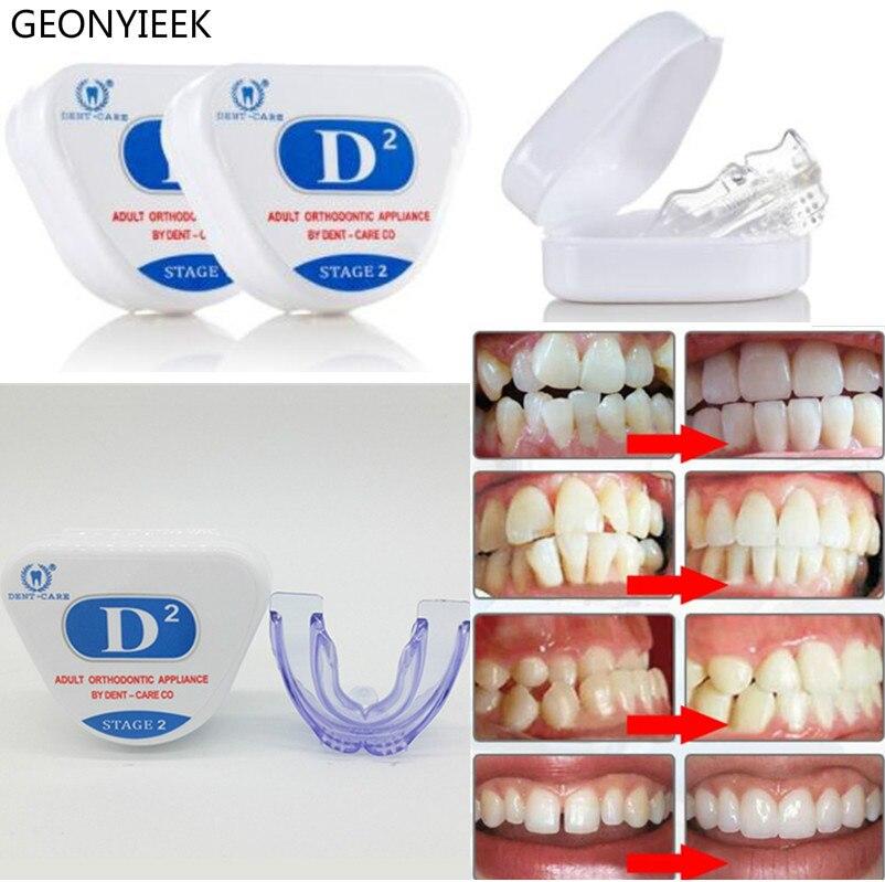 Aparelhos Ortodônticos Dental Suspensórios Sorriso Instantâneo Silicone Bandeja Dente Dentes Instrutor de Alinhamento Suspensórios Protetor de Boca Dentes Retentor