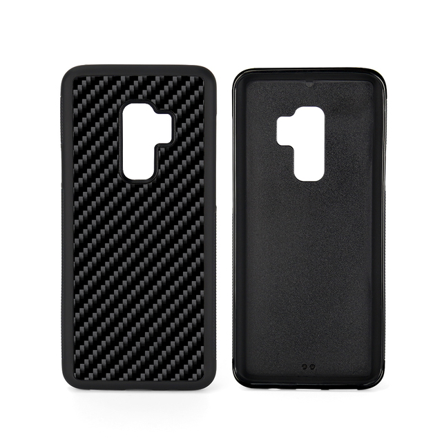 Carbon Fiber Case For Samsung  S9 Plus