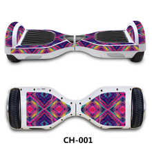 6.5 Pollici Scooter Elettrico Sticker Gyroscooter Hoverboard Skateboard Sticker Blance Consiglio Wheel Giroskuter Mare Sticker