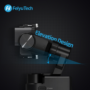 Image 4 - FeiyuTech WG2X Wearable Mountable Action Camera Gimbal Splash proof Stabilizer for GoPro Hero 7 6 5 4  Sony RX0 Action Camera